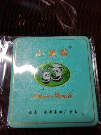 小熊猫香烟盒(八九十年代铁盒烟)