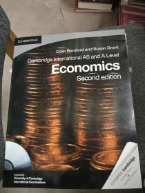 Cambridge International AS and A Level Economics(Second edition)  带光盘