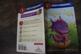 Dragon Egg  进阶式阅读丛书1: 龙蛋