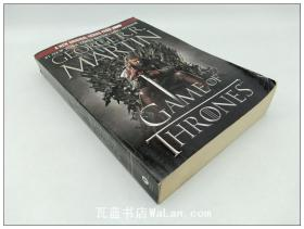 A Game of Thrones (A Song of Ice and Fire, Book 1)冰与火之歌1:权力的游戏
