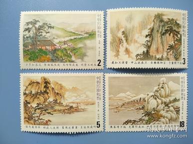 417台湾专185中国古典诗词邮票 唐诗(发行量200万套) 78