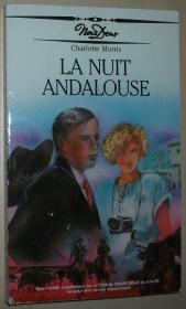 法语原版小说 la Nuit Andalouse