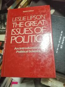 THE GREAT ISSUES OF POLITICS——An Introduction to Political Science(Eighth Edition)