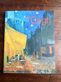 Van Gogh-孤高画家之原风景 荷兰库勒-慕勒美术馆藏 梵高风景画作127图 大16开全彩展览图册