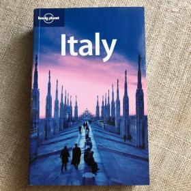 Lonely Planet: Italy 孤独星球之意大利