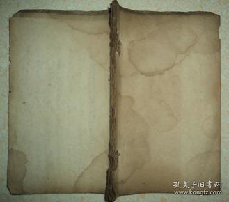 清代中医手抄本、【医书、医方】、品好全一册、字体精美漂亮