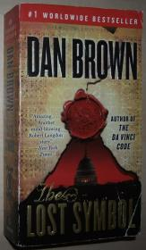 英文原版书 The Lost Symbol /  Mass Market Paperback –  2010 /  Dan Brown