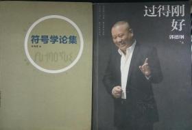 SF19-1 符号学论集(2012年1版1印、南开大学教授张智庭学术文集)