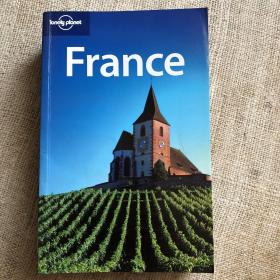 Lonely Planet: France 孤独星球之法国