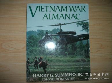 【英文原版越战资料集】《越南战争年鉴》Vietnam War Almanac