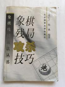 象棋残局战法丛书 /金启昌 杨典 编著