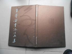 王蕊芳书法作品集(8开精装本)