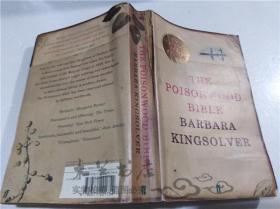 原版英法德意等外文书  The Poisonwood Bible BARBARA KINGSOLVER faber and faber 1998年 32开平装