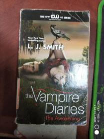 特价现货~The Vampire Diaries TV Tie-in #1 The Awakening:The Awakening (rack)9780061990755