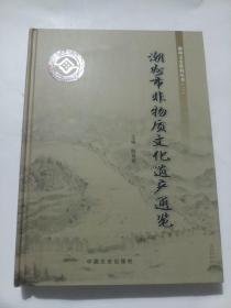 潮州文史资料丛书之二:潮州市非物质文化遗产通览