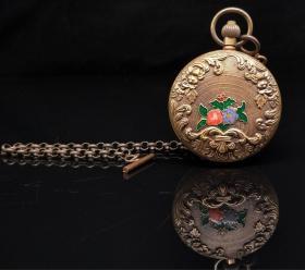 纯铜机械怀表(走时精准,长期有货),重量181g代理转图可以加价,运费自理。