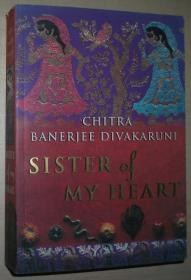 英文原版书 Sister Of My Heart - Paperback by Chitra Banerjee Divakaruni