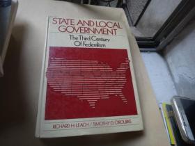 State And Local Government  th third century of federalism三世纪联邦政府与地方政府