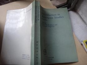 美国研究入门 Introduction to American Studies