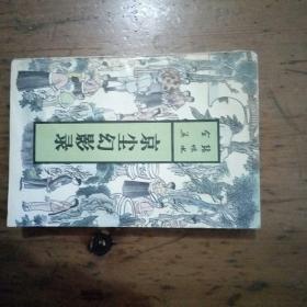 张恨水全集---京城幻影录 【上册】