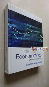 Introductory Econometrics: A Modern Approach(英语)精装– 2015年10月8日