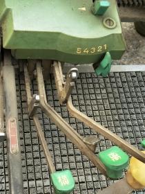 新中国第一代双鸽牌打字机,可正常使用
