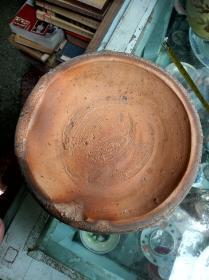 潮州羚羊钵,里面有留线留口