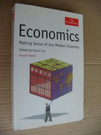(The Economist) Economics - Making sense of the Modern Economy 经济学发微  英文原版 20开