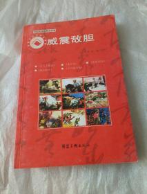 中国传统经典连环画--威震敌胆
