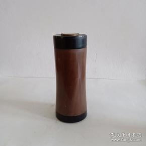 木鱼石茶杯(手感特沉重)
