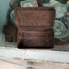 民国小铁盒