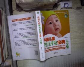 中国儿童智力开发宝典大全集:大教育书系