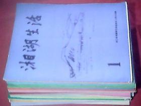 湘湖生活(复刊号、2、3、4、5、6、7、9、10、11、12、13、14)【13册合售】