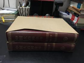 中国大百科全书/  外国文学  (Ⅰ.Ⅱ)甲种本