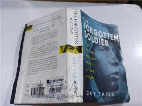 原版英法德意等外文书 THE FORGOTTEN SOLDIER GUY SAJER CASSELL 2000年 32开平装