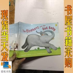 The Elephant and the Bad Baby (Picture Puffins)  小象和坏宝宝