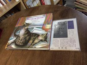英文原版  the way of the cat  猫的方式 【存于溪木素年书店】