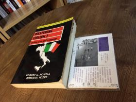 mastering Italian 2 : Italian life and Language  掌握意大利语2:意大利生活和语言 英文原版 【存于溪木素年书店】/