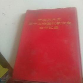 中国共产党第十次全国代表大会文件汇编(四人帮打Ⅹ)