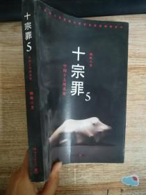 十宗罪5:中国十大凶杀案