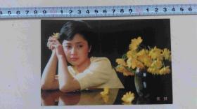 明信片,朱琳
