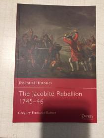 英国雅各布派叛乱完整史料  The Jacobite Rebellion 1745–46
