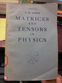 MATRICES AND TENSORS IN PHYSICS(货号:H147)