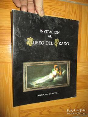NVITACION AL MUSEO DEL PRADO