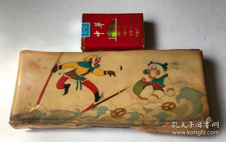 孙悟空大战哪咤三太子文具盒