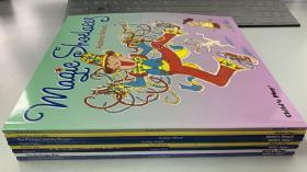 英文原版 少儿绘本精典 Audrey Wood  8册合售  每册都附光盘