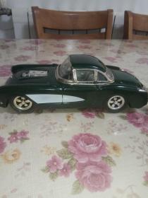 老铁皮玩具 轿车