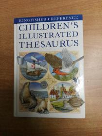 Childrens Illustrated Thesaurus (大32开精装 英文版)儿童插图词汇宝典
