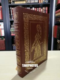 Faust 《浮士德》 Johann Wolfgang Von Goethe 歌德 经典 easton press 真皮精装 famous edition
