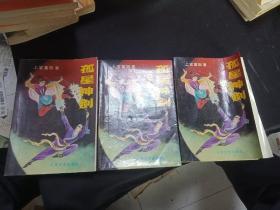 孤星神剑3册全